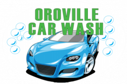 Oroville Wash Logo
